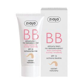 Krem BB do skóry normalnej, suchej i wrażliwej odcień naturalny