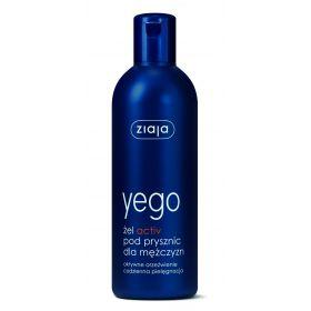 żel activ pod prysznic dla mężczyzn yego.
