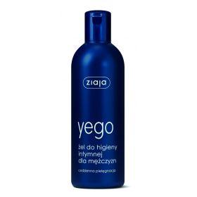 Ziaja Yego żel do higieny intymnej dla mężczyzn.