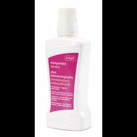 Mintperfekt sensitiv płyn stomatologiczny zmniejszający nadwrażliwość