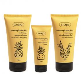 Pakiet promocyjny szampon+odżywka+żel 2w1