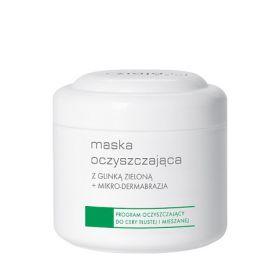 Pro maska oczyszczająca z glinką zieloną